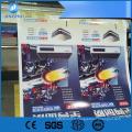 maille usine bannière en vinyle 440g de bon matériel d'absorption de l'encre Fabrication pour la publicité intérieure et extérieure
