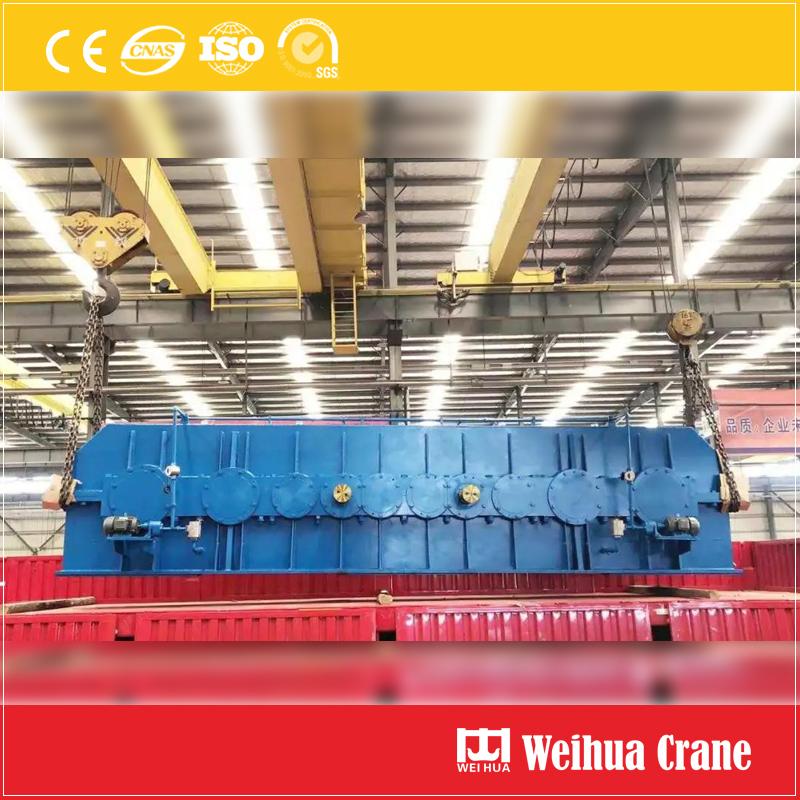 320t Crane Gear Box