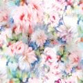 China-Gewebe-Silk Digitaldruck-Silk Gewebe (TLD-0034)