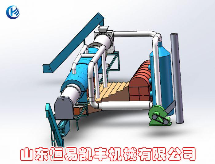carbonization kiln