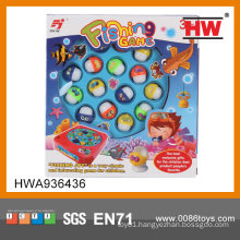Most popular children magnetic fishing game toy