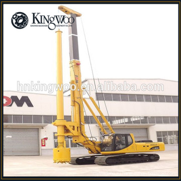 Использование строительных гидравлическая роторная буровая установка, машина для забивки отверстия
