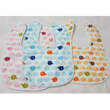 Lovely Animal Printed Baby Bibs