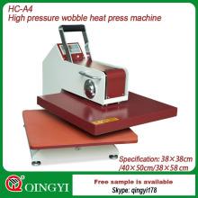 máquina de impressão de papel de transferência de calor