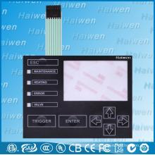 Пользовательский мембранный переключатель с LCD-окном