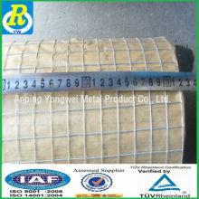 Un panneau de treillis métallique soudé par soudage en béton / béton armé (alibaba china)