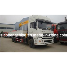 Camión HOWO 6X4 con grúa XCMG 8 toneladas Sq8sk3q