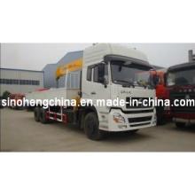 Caminhão de HOWO 6X4 com guindaste XCMG 8 toneladas Sq8sk3q