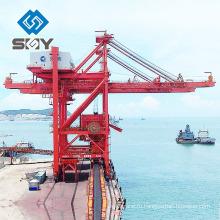 Использование порта СТС/модель QX набережной portainer Козловой кран