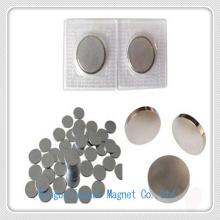 N48 Nickel/zingage disque Neodymium un aimant Permanent