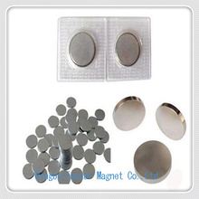 N48 Nickel/Zinc Plating Disc Neodymium Permanent Magnet