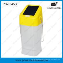 Lanterna Solar Portátil LED para Cozinha Usando