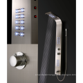 bathroom shower panel stainless steel