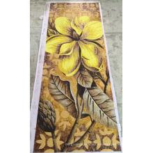 Фоновая дизайн Мозаика, Стеклянный узор Мозаичная настенная плитка (HMP930)
