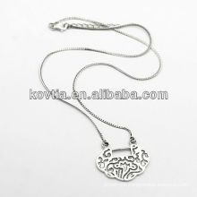 925 sterling silver necklace silver jewelry