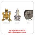 High chrome Submersible Cutter Suction Dredger Pump