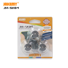 JAKEMY JM-SK04 Powerful LCD Opener Vacuum PVC Transparent Suction Cup with Key Ring for phone pad screen Disassemble