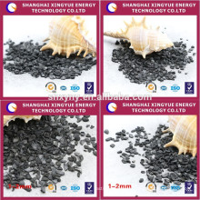 Nut shell based activated carbon/ activated carbon price in kg