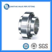 Sanitária aço inoxidável 304 / 316L Pipe Fitting Expanded União