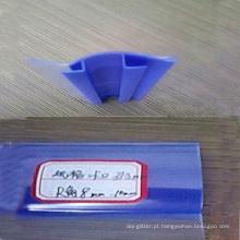 Etiqueta plástica do PVC para o supermercado