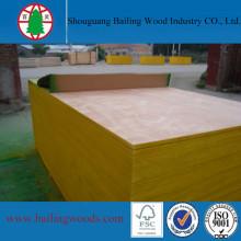 21mm Okoume Veneer Shutter Plywood for Concrete Formwork