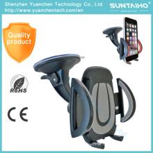 Suporte universal do telefone do carro 6010 ajustável universal de 360 graus para o telefone móvel do iPhone