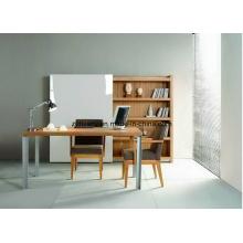 Librerías de madera de casa de estilo italiano (MZ-S0203)