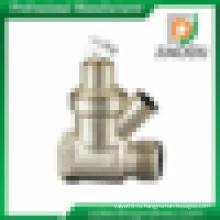 Никелированная внутренняя и наружная резьба DN15 0.7MP G1 / 2 для ванны для сброса давления в ванне Термический предохранительный клапан отопления