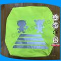 Cubierta de mochila impermeable reflectante, cubierta de mochila reflectante, cubierta de lluvia mochila reflexiva