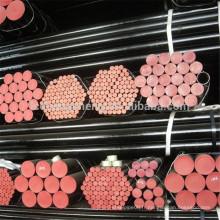 ASTM A106 / A53 / A210 DN15 à DN80 Epaisseur de paroi moulée à froid sans soudure Tube en acier au carbone sans soudure