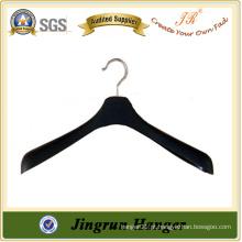 Alibaba Express Plastic Coat Hanger Gancho de alta qualidade para roupas
