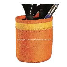 New Model Orange Color Neoprene Garbage Car Bags (SNCB02)