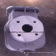 Aluminum Sand Casting Parts Pump Case