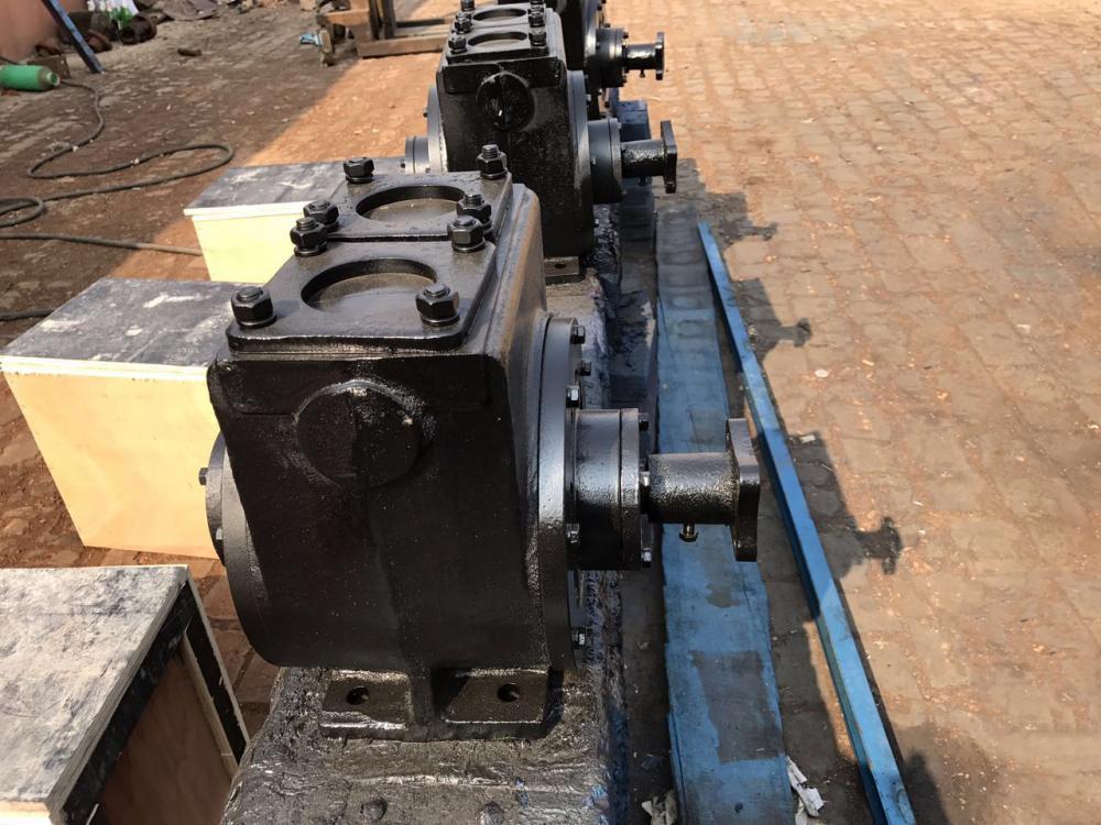 Oil Tanker Truck Pump