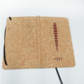New Design Cork Wood Cover Journal Notebook