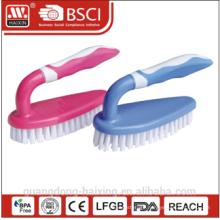 plastic scrub brush