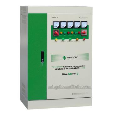 Customed SBW-D Trois phases Régulateur / Stabilisateur de tension CA