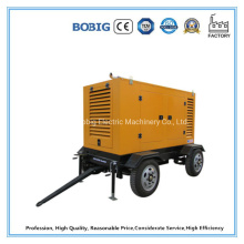 100kVA Soundproof Yuchai Diesel Generator with CE and ISO Certificate