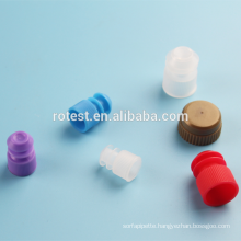 13mm plastic stopper for test tubes