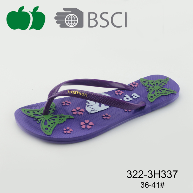 Best Selling Lady Flat Summer Summer Flip Flop