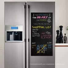Pizarra magnética pequeña del refrigerador de la cocina