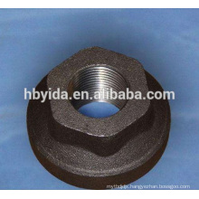 Rebar mechanical anchor plate