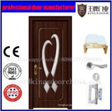 Puerta de estilo MDF Puerta de PVC Puerta de Turquía