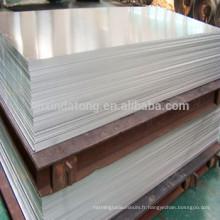 Armoire de cuisine en aluminium