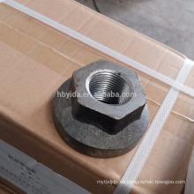 Placa de anclaje de barras de refuerzo de acero de refuerzo para ingeniería de estructuras de hormigón