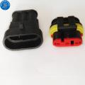 Automotive waterproof cable connectors