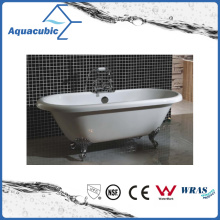 3 tamaños Nueva bañera independiente de acrílico del estilo (AB6914-3)