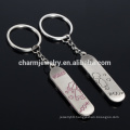 New arrival skateboard Key Chains Creative Gift Lover Keychain simple design keychain YSK019