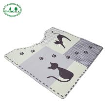 100%PVC anti fatigue kitchen floor mats industrial