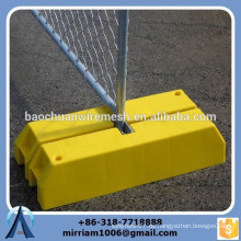 Hochwertiges Mesh 60 * 60mm temporäre Stand-alone Kettenglied Zaunpaneele